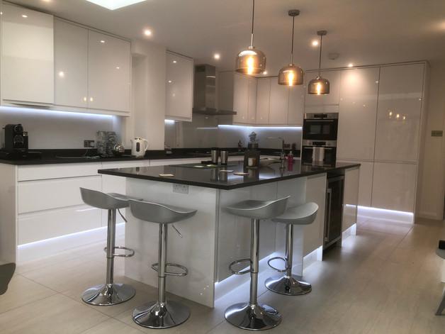 Kitchen in Sussex 2020