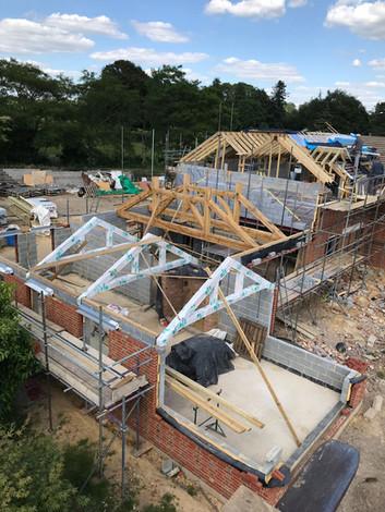 GMB Horsham New Build Mid Works