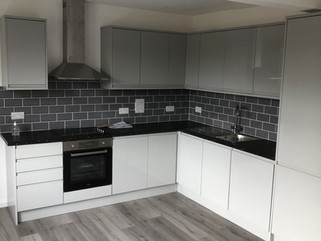 Office Block Residential Conversion (4 Flats, Crawley)