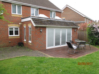 Rear Extension - Past project example
