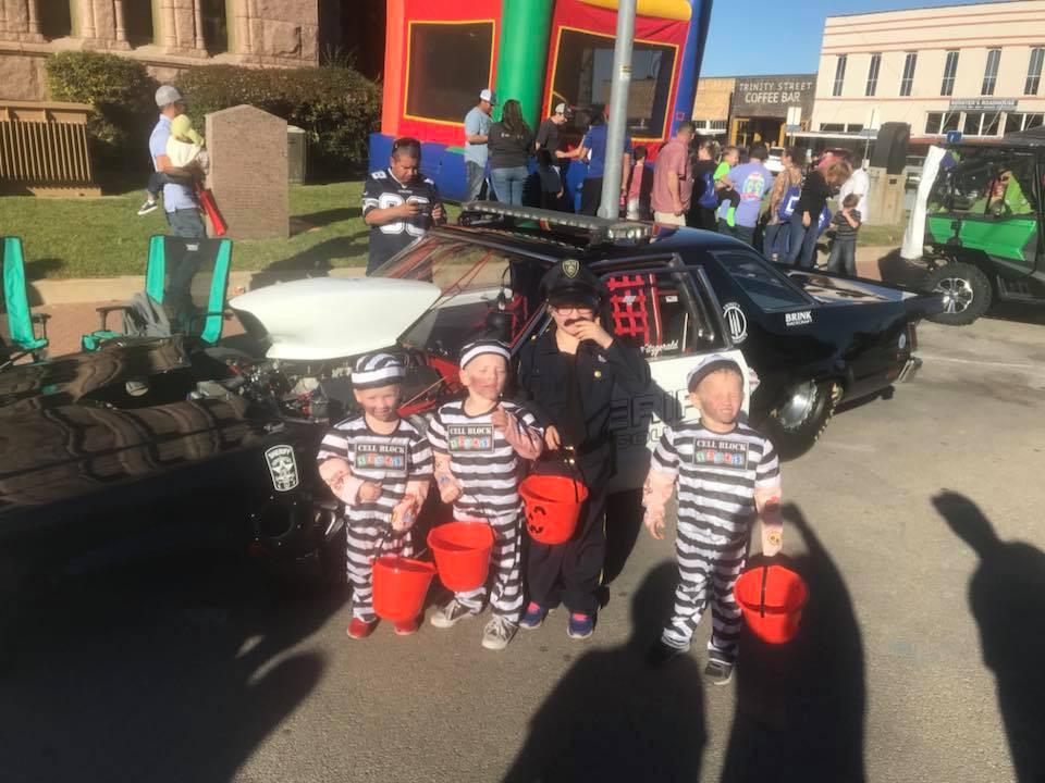 Cops & Robbers