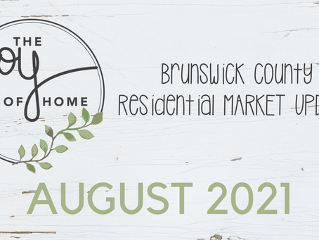 Brunswick County again sees higher real estate prices, tight inventory in August
