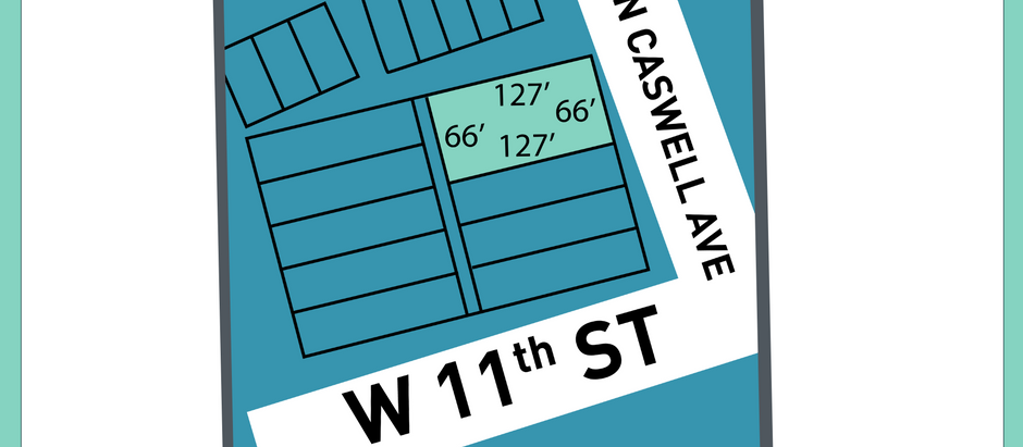 Ready to build? 1107 N Caswell Avenue