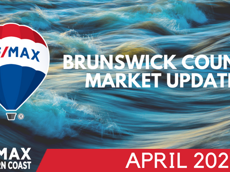 Our market's amazing hot streak continued in April