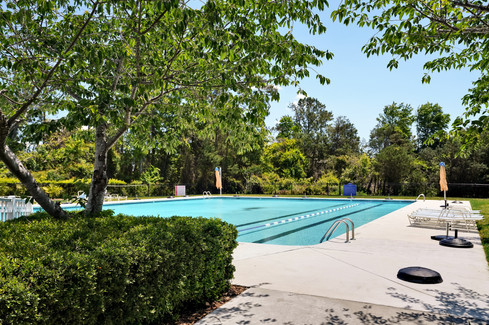 St. James pool