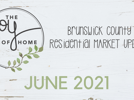 Brunswick County surpasses $1 billion in real estate sales two months ahead of 2020's record pace