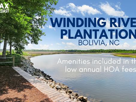 Winding River • Bolivia, NC