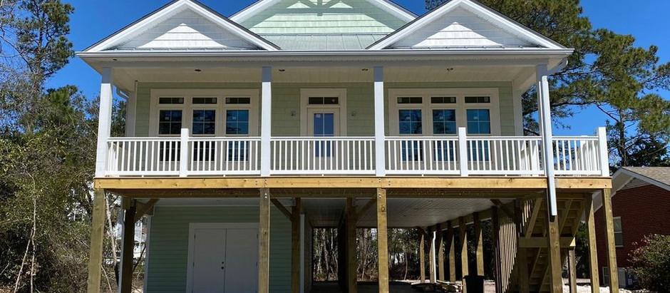 SOLD - 1106 E Oak Island Drive, Oak Island, NC 28465
