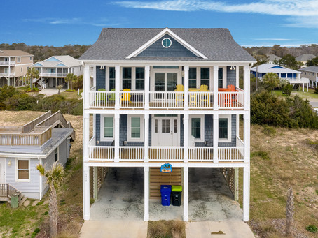 ARE YOU LOOKING FOR THE PERFECT BEACH HOME? LOOK NO FURTHER! SOLD!