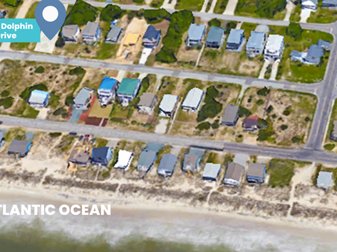 Yes! Imagine your dream home at the beach right here, right now!