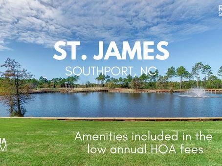 St James • Southport, NC