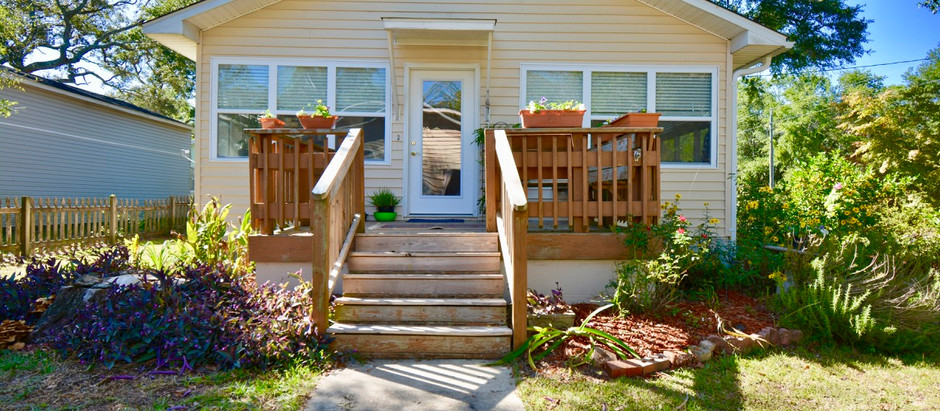 This Bolivia Cottage offers so much - 563 Roxboro Street SE, Bolivia, NC