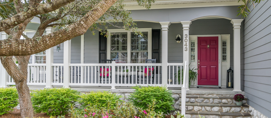 SOLD - Charming and inviting on Irwin Drive in St James