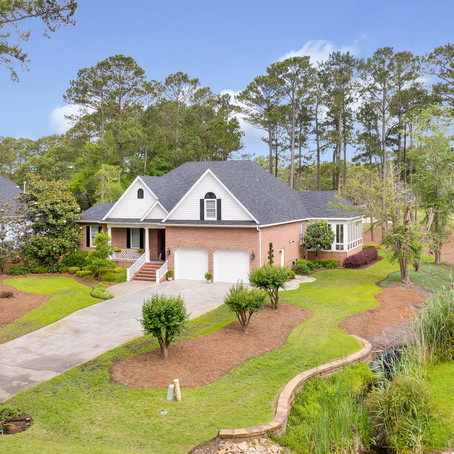 Spectacular Home on a Beautiful Homesite with a Signature Club Membership INCLUDED - SOLD