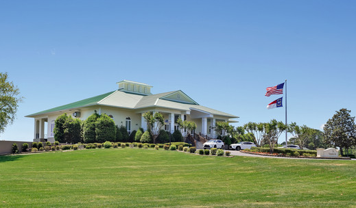St. James clubhouse