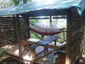 Hamac Camp en Guadeloupe