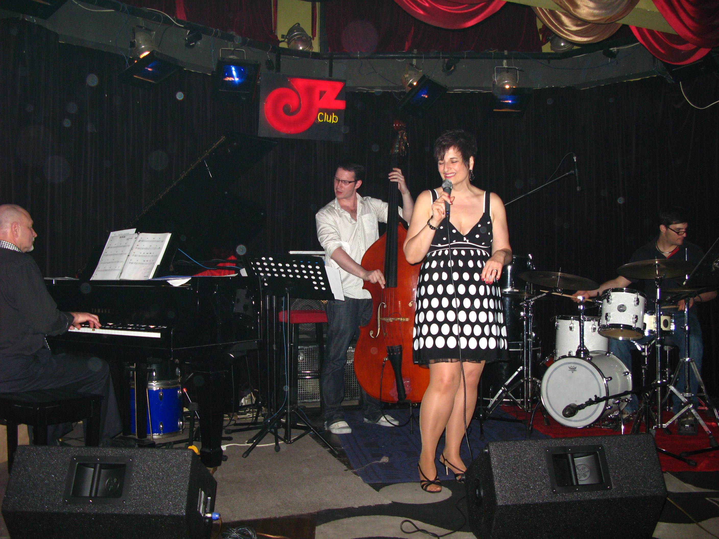 JZ Jazz Club, China