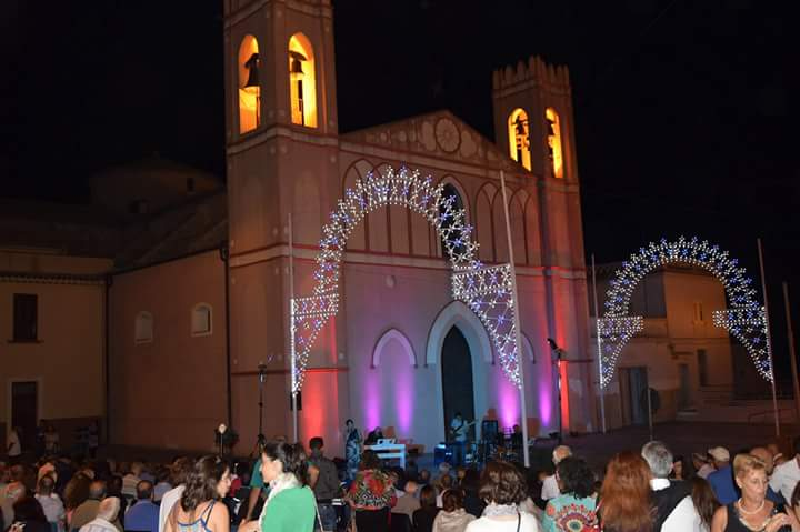 San Michele di Ganzaria, Sicily