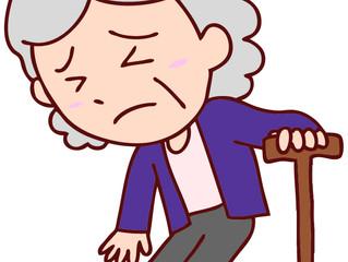 膝の痛みの原因は首??