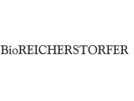 BioReicherstorfer - Unser neuer Partner