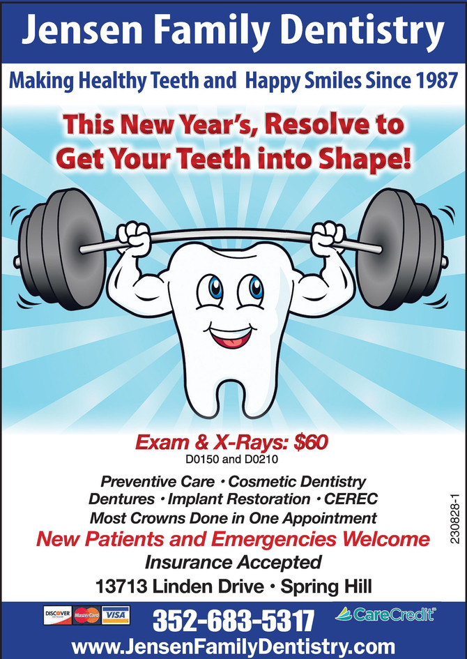 Get Your Teeth into Shape!