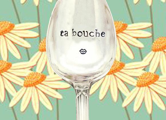 """Cuillère """" ta bouche 👄"""""""