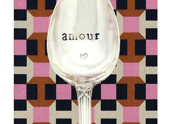 """Cuillère a café  """" amour ❤️ """""""