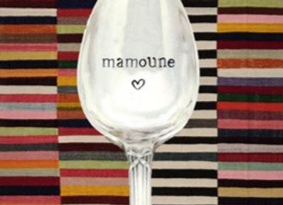 "Cuillère a café  "" mamoune  ❤️ """