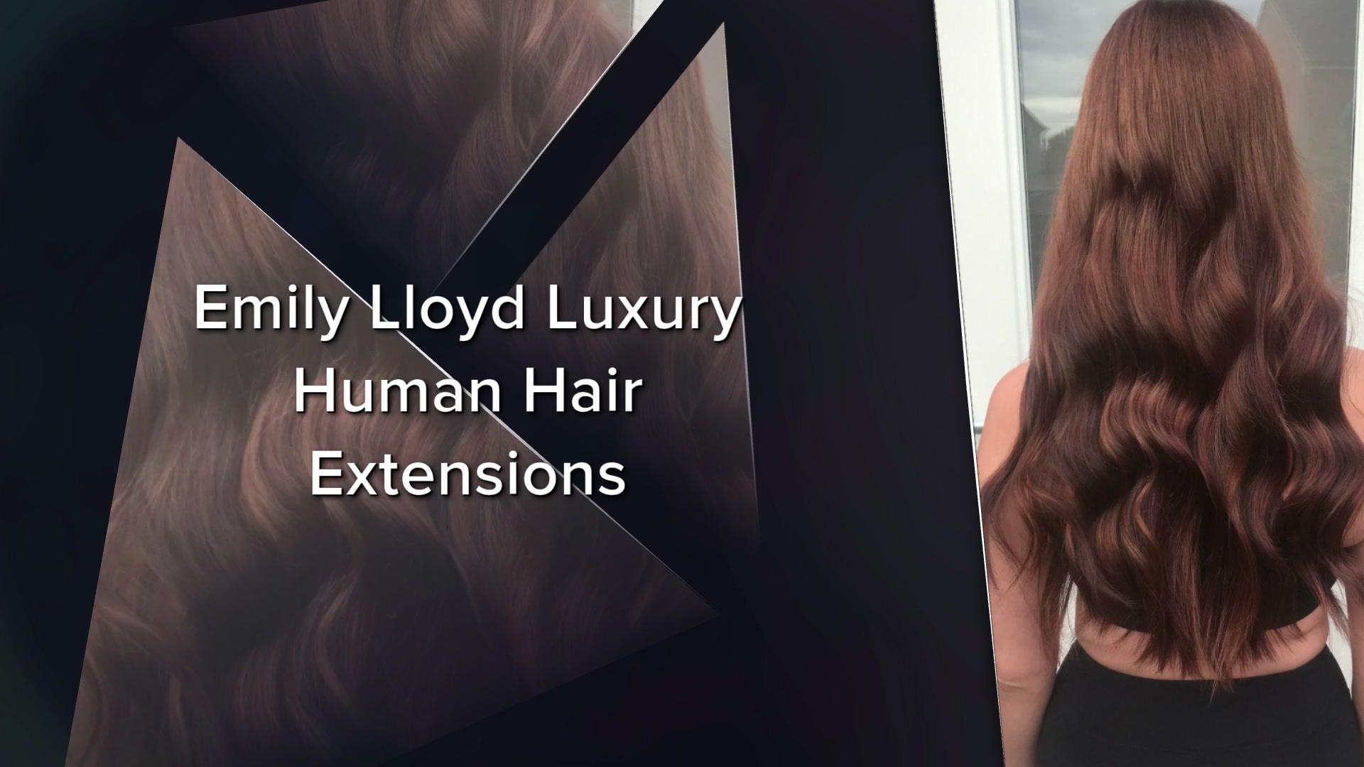Emily Lloyd Hair Extensions