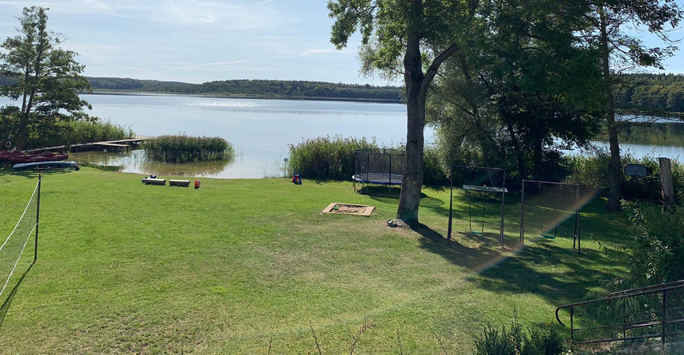 Blick auf den Groß Labenzer See