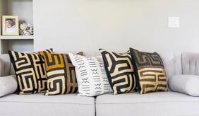 Inspiration - Kuba & Bogolan home accessories