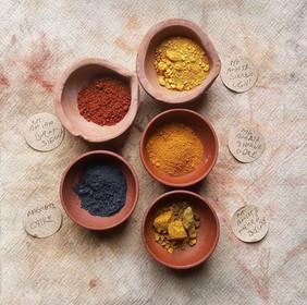 Natural pigments