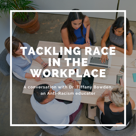 Tackling Race in the Workplace