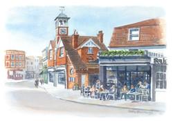 Wimbledon Village Cafe