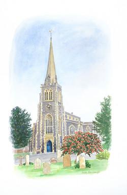 St Mary's Church - Wimbledon
