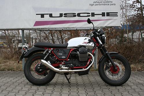 Moto Guzzi V7 Sportschalldämpfer Classic