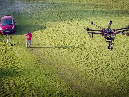 5 tips for story telling with drones
