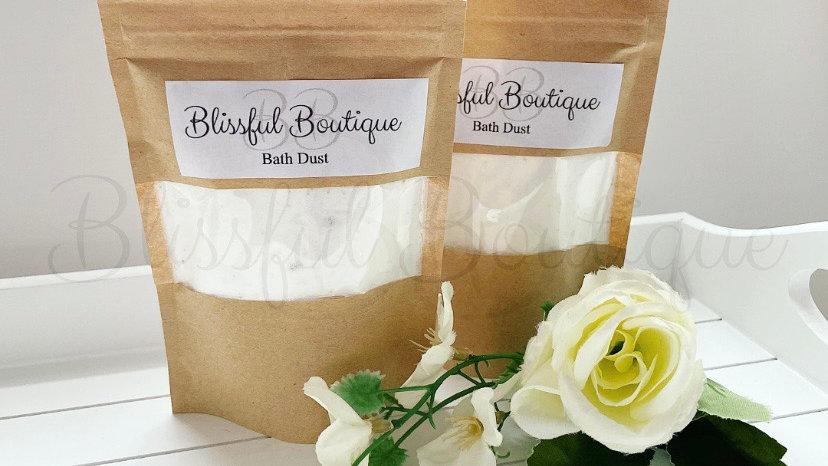 Rose Bath Dust