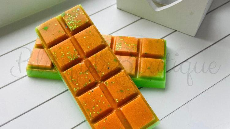 Lime Basil & Mandarin Snap Bar