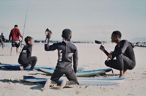 Paddle Battel und Waves for Change