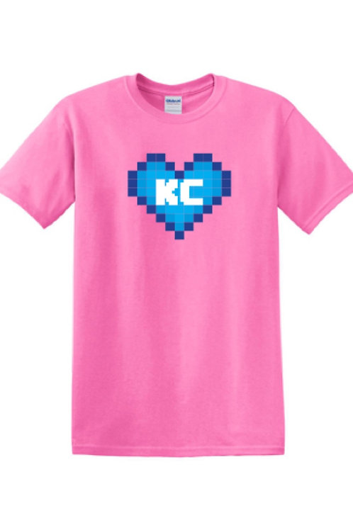 Pink KC T-shirt
