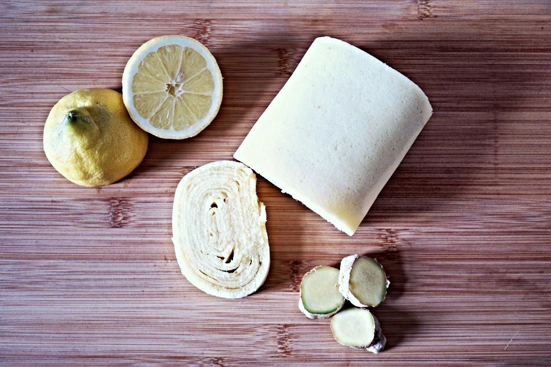 Zitrone Ingwer