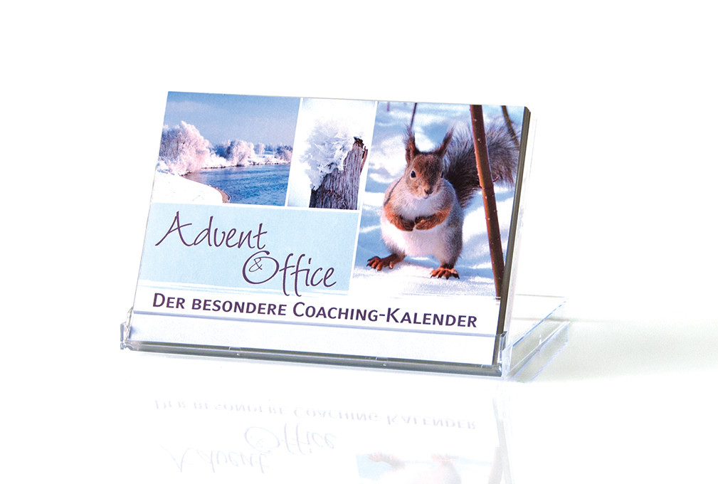 Advent & Office Coaching Kalender