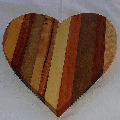 Love Heart Chopping Board