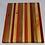 Thumbnail: Multi-wood Chopping Boards