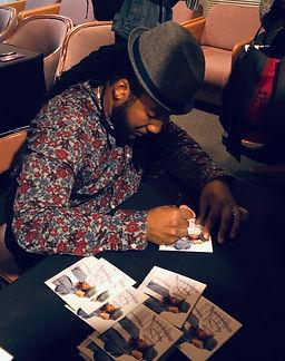 Darius CD Signing Pic.JPG