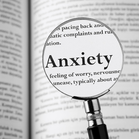 Anxiety Series Part 1: Understanding Anxiety