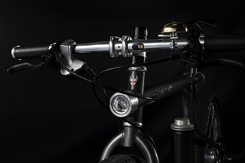 Icon Off Road/Commuter Go Swiss Drive  Soft Suspensions (On Request)