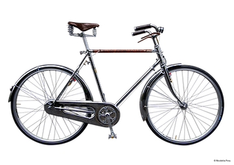 Gentleman a unmistakable bike of 43 Milano