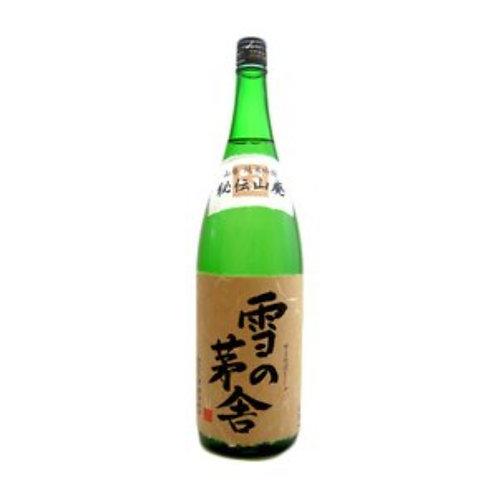 Yukinobosha Hiden Yamahai Junmai Ginjou 1.8lt